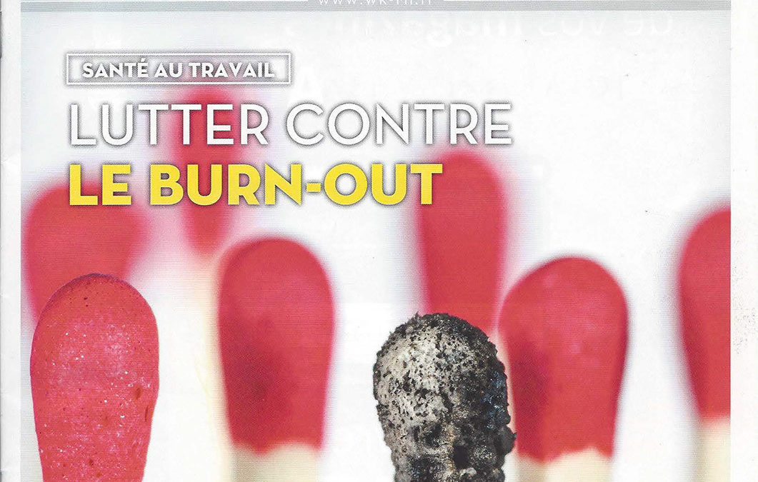 Lutter contre le Burn Out
